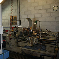 DSG 17 inch Toolroom Lathe